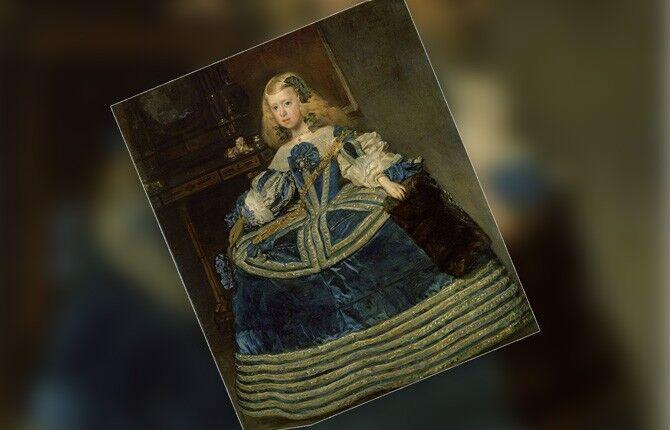Портрет Принца Фелипе Просперо