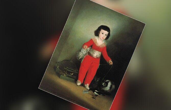 Портрет дона Мануэля Осорио и Сунига