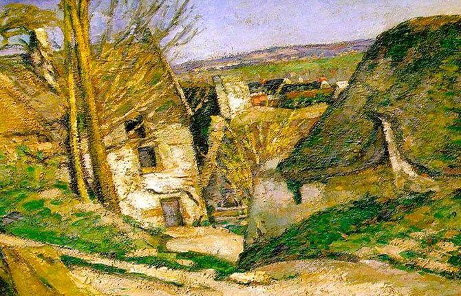 Дом повешенного. 1873 г.