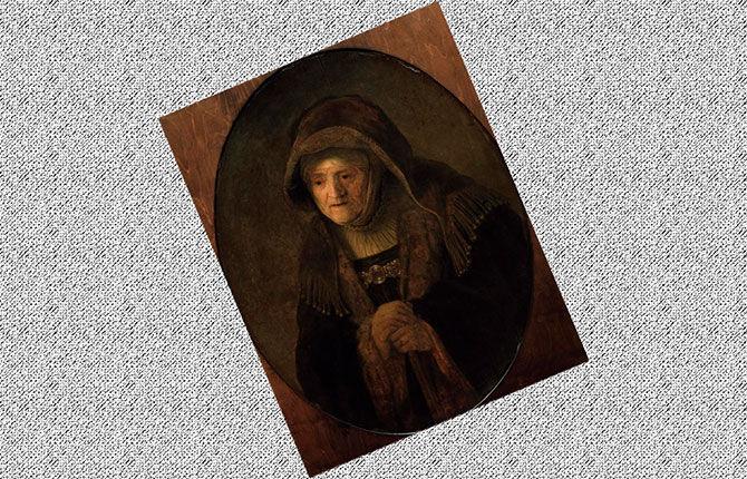 Мать Рембрандта
