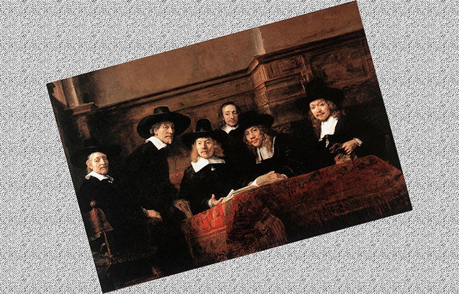«Синдики», 1662 г.
