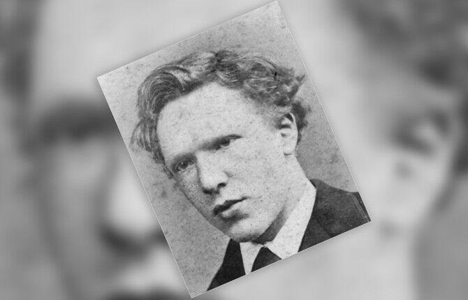 Голландский художник Винсент Ван Гог