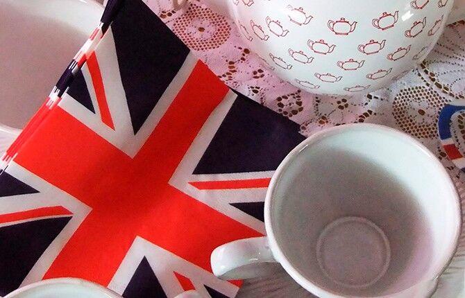 Традиции чаепития в Англии: