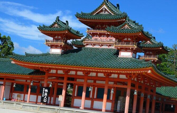 Архитектура средневековой Японии