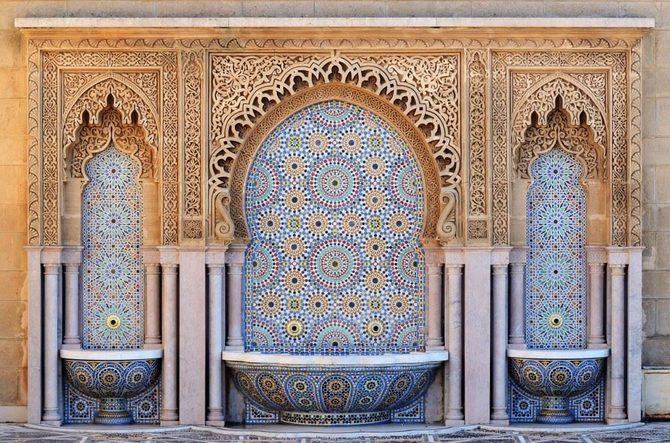 Керамика в исламе