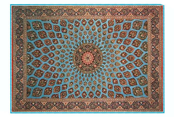 Персидский ковер